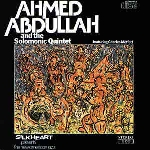 ahmed abdullah and the solomonic quintet - s/t (feat. charles moffett)