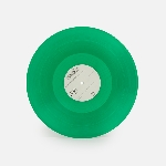 rainforest spiritual enslavement - taking place in the foyer (transparent green vinyl, ed. of 500)