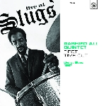 rashied ali quintet - first time out - live at slugs 1967