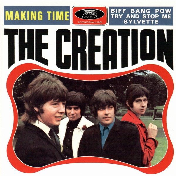 The Creation - Making Time (RSD 2020)
