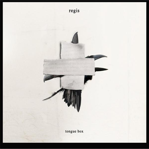 Regis - Tongue Box (silver vinyl)