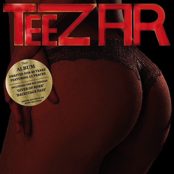 Teezar - Backstage Pass