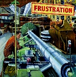frustration - full of sorrow