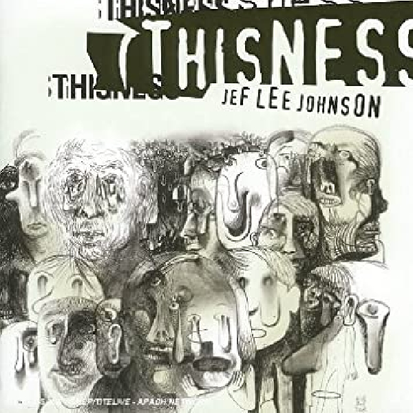 jef lee johnson - thisness