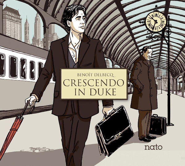 benoit delbecq - crescendo in duke