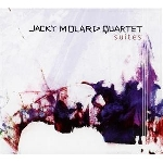 jacky molard quartet - suites