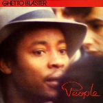 ghetto blaster - people