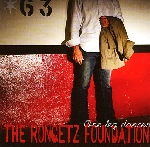 the rongetz foundation - one leg dancer