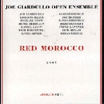 joe giardullo open ensemble - red morocco