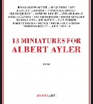 v/a - 13 miniatures for albert ayler