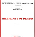 dave liebman - steve dalachinsky (+ richie beirach) - the fallout of dreams