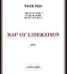 tiger trio (léandre - melford - mitchell) - map of liberation