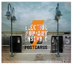 electric pop art ensemble (lesbros - soletti - lucarain - darley) - postcards