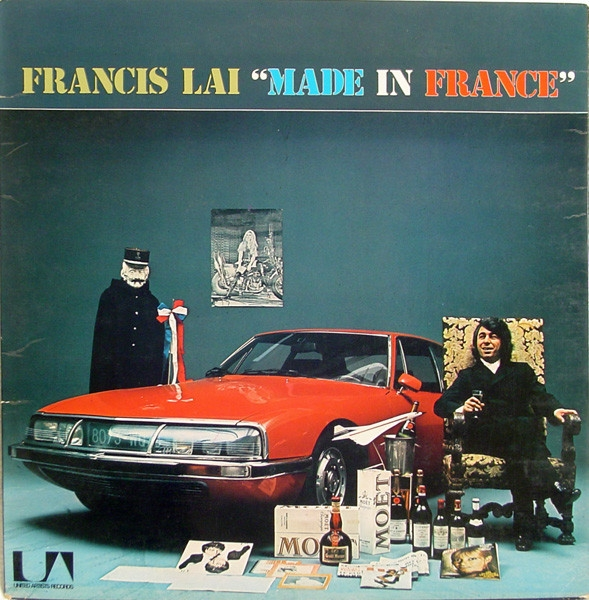francis lai - made in france (rsd 2020)