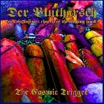 der blutharsch and the infinite church of the leading hand - cosmic trigger (contains remix cd by geoffroy d. - dernière volonté)