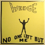 orange wedge - no one left but me (ltd. 500)