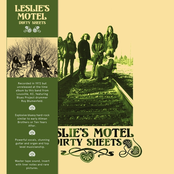 Leslie's Motel - Dirty Sheets