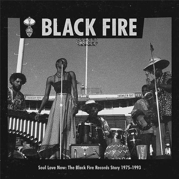 v/a - soul love now: the black fire records story 1975-1993