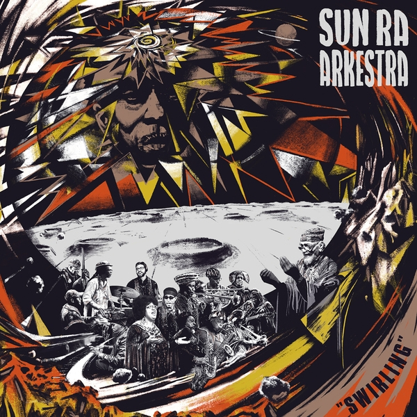 Sun Ra Arkestra - Swirling (ltd. gold vinyl)