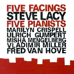 steve lacy - five facings