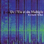 richard pinhas - de l'un et du multiple