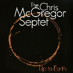 chris mcgregor - up to earth