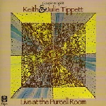 keith & julie tippett - live at the purcell room