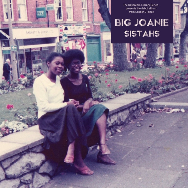 Big Joanie - Sistahs (silver vinyl - signed copies)