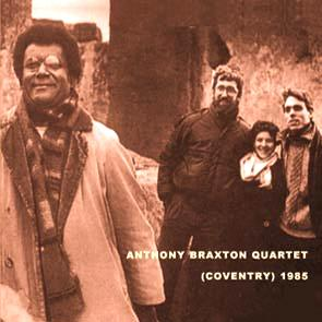 anthony braxton - coventry 1985