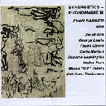 evan parker - synergetics-phonomanie 3