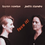 lauren newton - joëlle léandre - face it