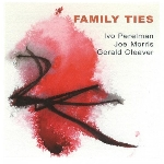 ivo perelman - joe morris - gerald cleaver - living jelly
