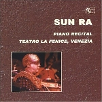sun ra - piano recital