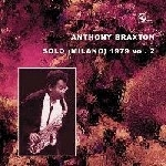 anthony braxton - Solo 1979 - V.2