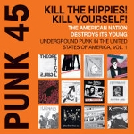 v/a - punk 45: underground punk in the united states of america vol. 1