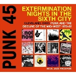 v/a - punk 45 - extermination nights in the sixth city