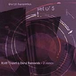 keith tippett - daryl runswick - set of 5