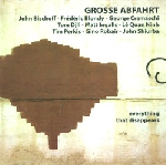 grosse abfahrt - everything that disappears