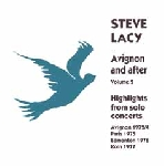 steve lacy - avignon and after (volume 2)