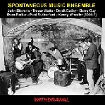 spontaneous music ensemble - withdrawal