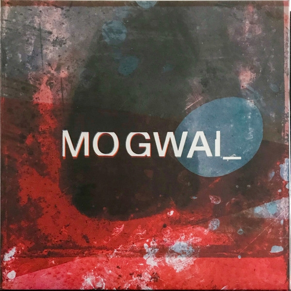 Mogwai - As the Love continues (deluxe red LP + 12'' +Book + CD)