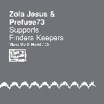 zola jesus - prefuse 73 - make do & mend (vol.5)