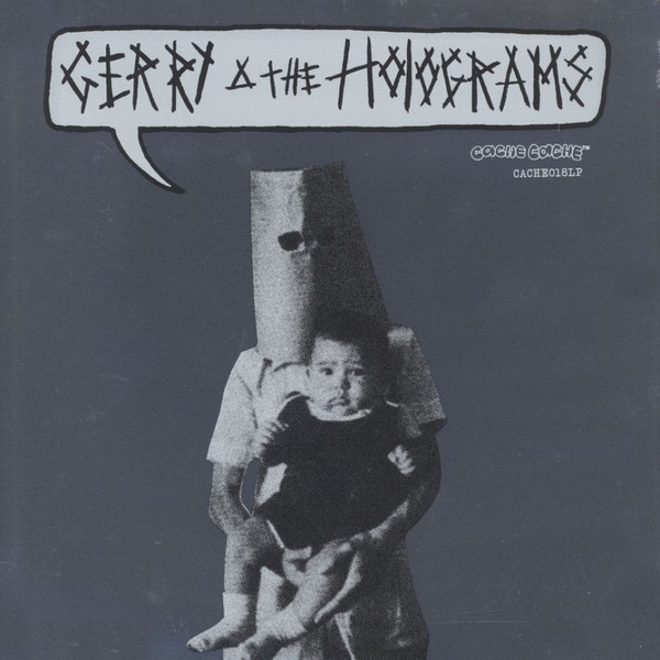 gerry and the holograms - s/t