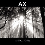 ax (anthony di franco) - metal forest
