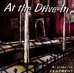 at the drive-in - acrobatic tenement (limited translucent red vinyl)