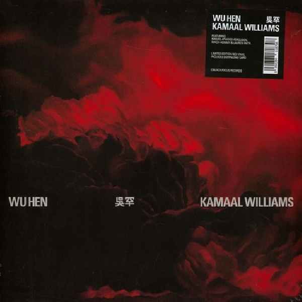 kamaal williams - wu hen (red vinyl)