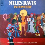 miles davis - in concert live at philharmonic hall
