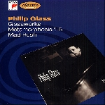 philip glass - glassworks, metamorphosis 1-5, mad rush