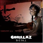 gorillaz - the fall (record store day release 2011)