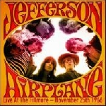 jefferson airplane - live at the fillmore - november 25th 1966 (180 gr.)
